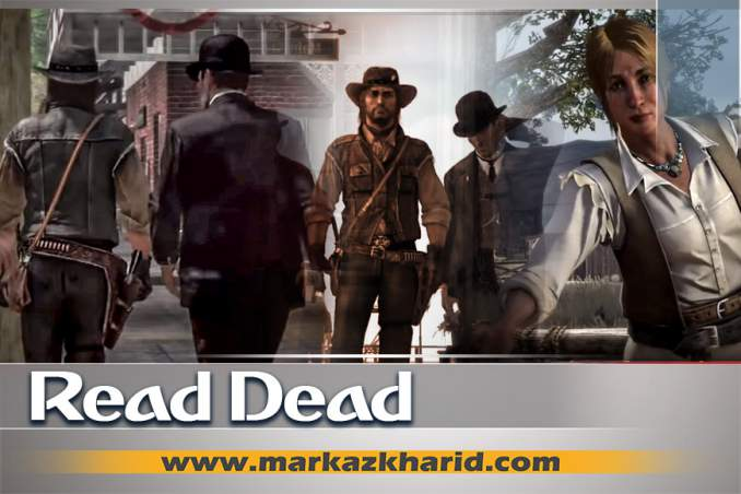 آموزش پیدا کردن خون آشام بازی Read Dead Redemption 2 پلی استیشن 4
