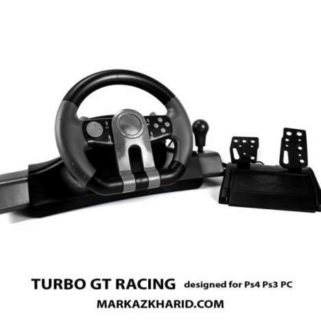 فرمان اسپرت Play Sports Game Play Pc TURBO GT RACING designed