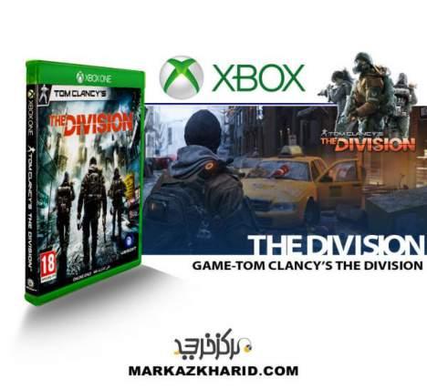 بازی ایکس باکس وان Xbox One Game Tom Clancy's The Division