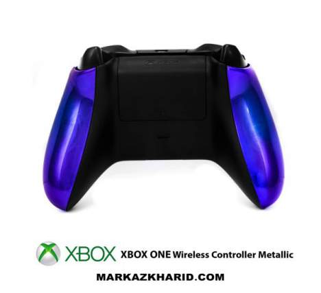 دسته ایکس باکس XBOX ONE Wireless Controller Metallic