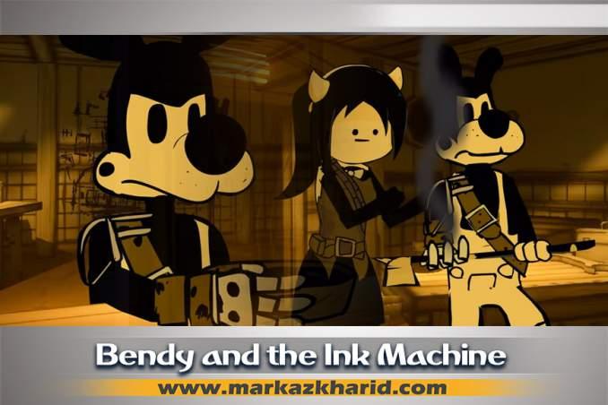 راهنمای گام به گام بازی Bendy and the Ink Machine Ultimate PS4