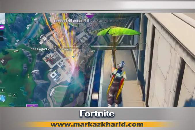 درخواست تحریم بازی Fortnite کمپانی Epic Games توسط شاهزاده هری