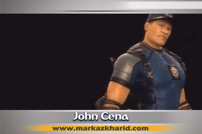 آشنایی John Cena در بازی مورتال کمبت ۱۱