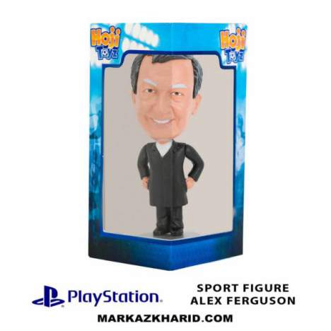 عروسک اسپرت PlayStation Sports Figure Hoji Toys Alex Ferguson