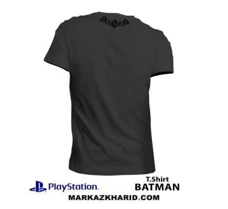 تی شرت PlayStation Gaming T-Shirt batman