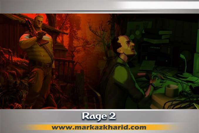 نمایش نکات مهم و لازم به هنگام تجربه بازی Rage 2 PS4 با انتشار یک تریلر