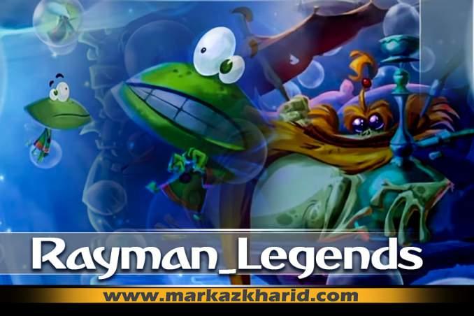 آموزش روشهای بازی Rayman Legends کمپانی Ubisoft