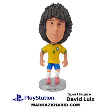 عروسک PlayStation Sports Figure Hoji Toys David Luiz