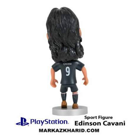 عروسک PlayStation Sports Figure Hoji Toys Edinson Cavani