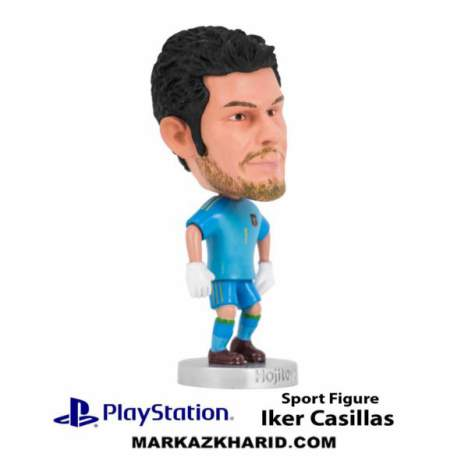 عروسک PlayStation Sports Figure Hoji Toys Iker Casillas