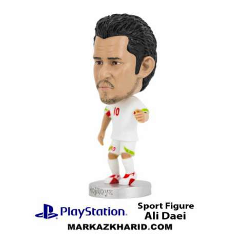 عروسک اسپرت PlayStation Sports Figure Hoji Toys Ali Daei