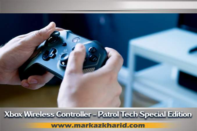 معرفی دسته بازی کنسول Wireless Controller Patrol Tech Special Edition XBox