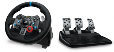 فرمان بازی لاجیتک Playstation logitech DRIVING FORCE G29
