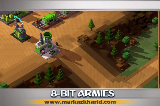 جزئیات انتشار بازی ۸Bit Armies PS4 کمپانی Petroglyph Games