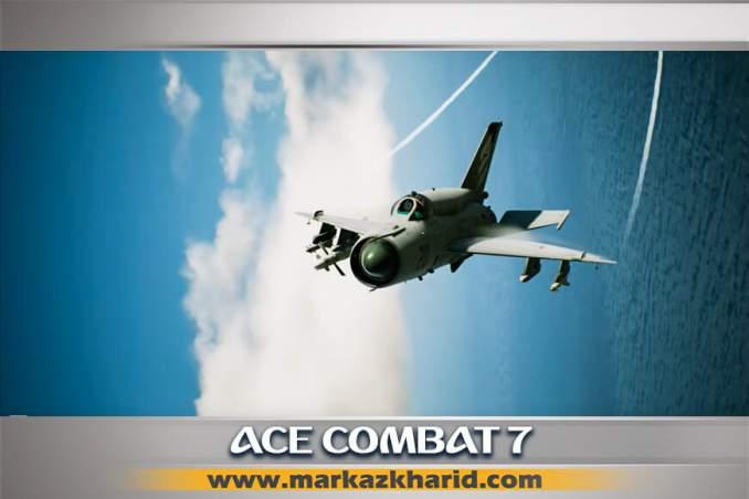 معرفی تریلر جدید بازی Ace Combat 7 Skies Unknown PS4 جنگنده FA-18F