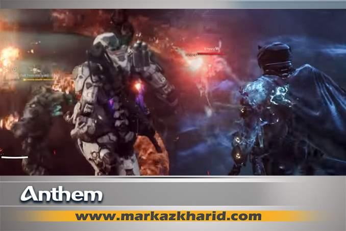 الکترونیک آرتز برای رفع مشکل اصلی مشکلات بازی Anthem PS4 روی PS4 تحقیق می کند