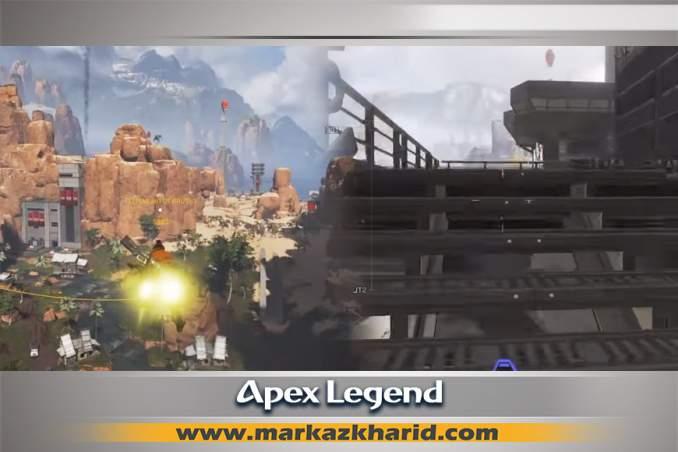 دخالت نداشتن سازنده بازی Apex Legends PS4 الکترونیک آرتز در پروسه ساخت بازی
