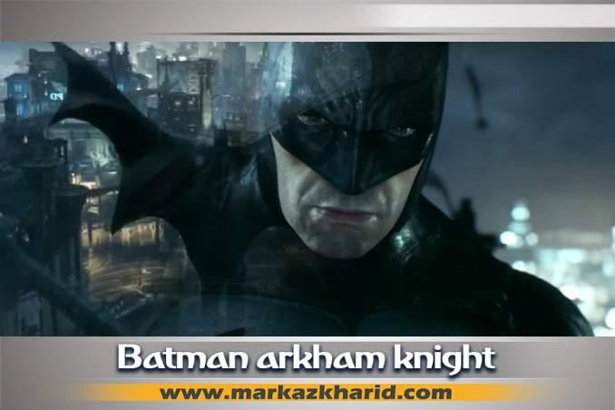 انحصار موقت محتویات بازی Batman Arkham Knight PS4