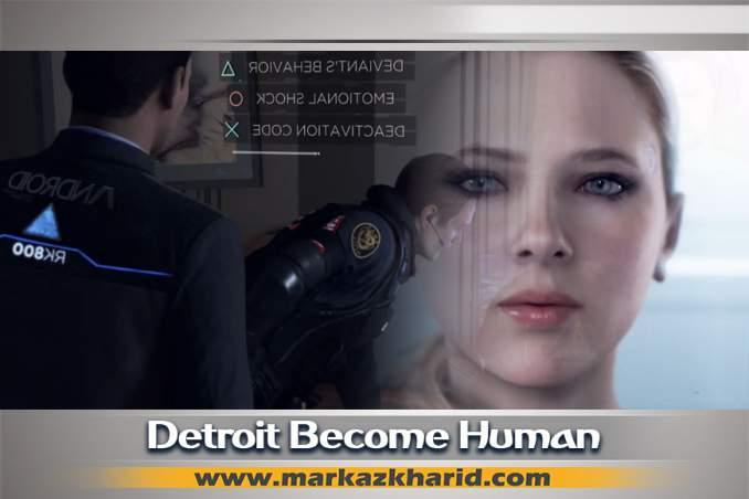 عنوان های شبیه به بازی Detroit Become Human کمپانی Quantic Dream