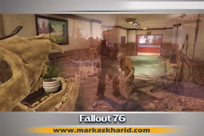 پیدا کردن یک اتاق مخفی توسط بازیکنان بازی Fallout 76 PS4