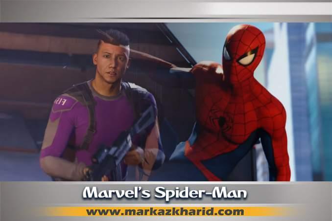 انتشار مجموعه کمیکهای بازی Marvel's Spider-Man PS4 در سال آینده