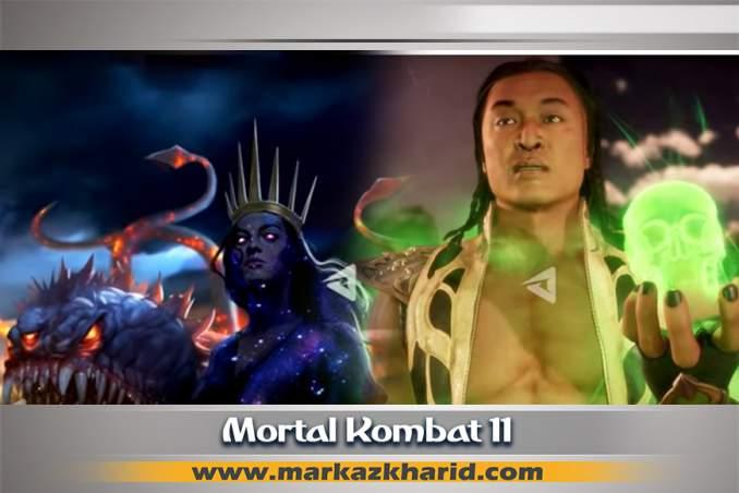 واکنش اد بون نسبت به کاراکترهای بازی Mortal Kombat 11 PS4