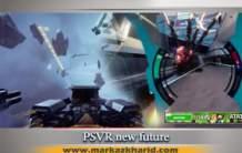 نمایش آینده پلی استیشن واقعیت مجازی در پتنت های جدید کمپانی سونی