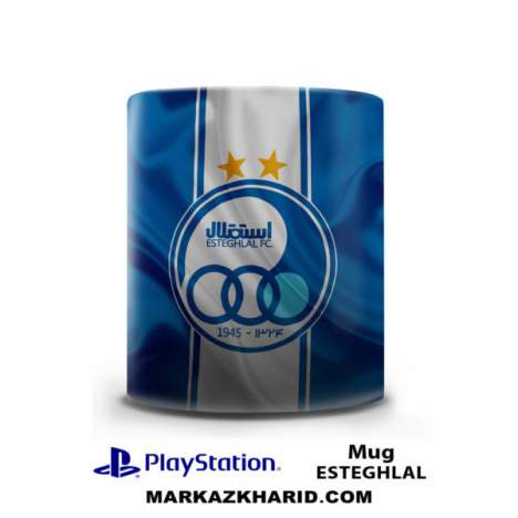 ماگ پلی استیشن PlayStation 4 Game Estaghlal Mug