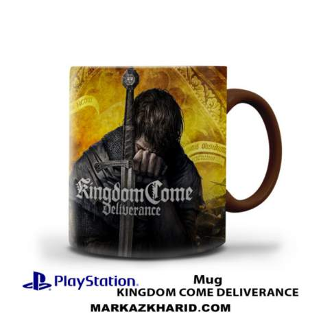 ماگ پلی استیشن PlayStation 4 Game Kingdom Come: Deliverance Mug
