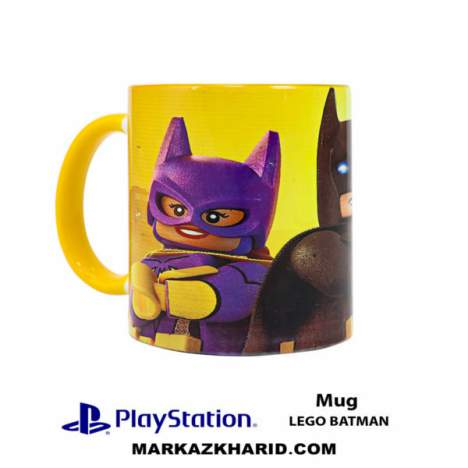 ماگ پلی استیشن PlayStation 4 Game Lego Batman Mug