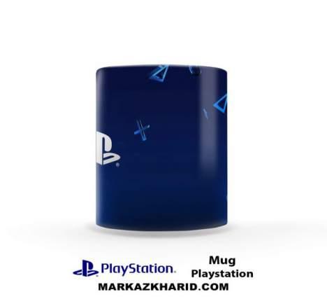 ماگ پلی استیشن PlayStation 4 Game Back Gerand 1 Mug