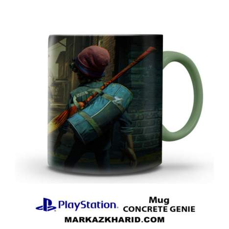 ماگ پلی استیشن PlayStation 4 Game Concrete Genie Mug