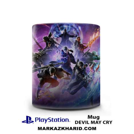 ماگ پلی استیشن PlayStation 4 Game Devil May Cry 5 Mug