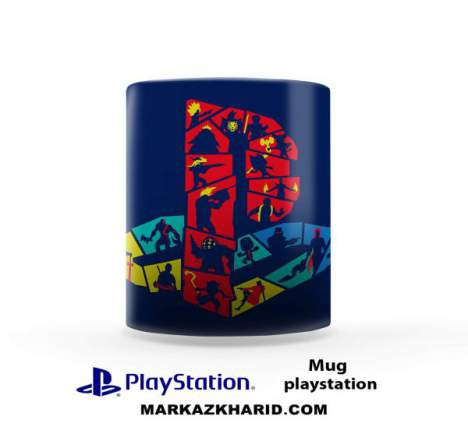 ماگ پلی استیشن PlayStation 4 Game Backgerand 5 Mug