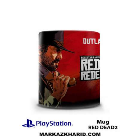 ماگ پلی استیشن PlayStation 4 Game Red Dead Mug