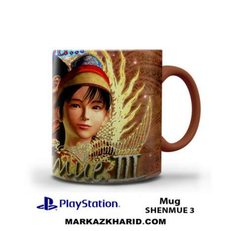 ماگ پلی استیشن PlayStation 4 Game Shenmue 3 Mug