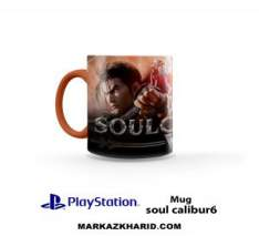 ماگ پلی استیشن PlayStation 4 Game Soulcalibur6 Mug