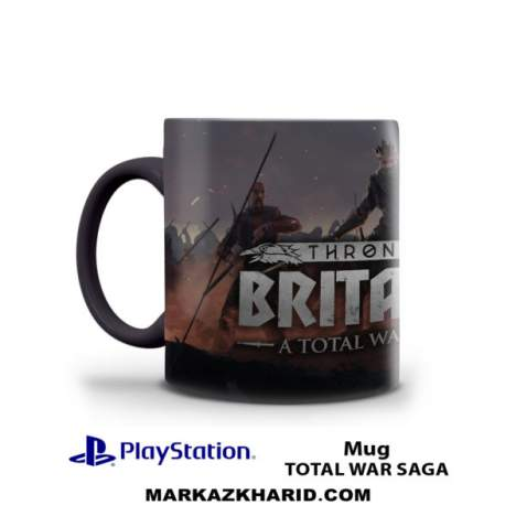 ماگ پی سی Pc Game Total War Saga:Thrones of Britannia Mug