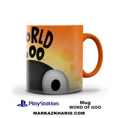ماگ نینتندو سوییچ Nintendo Game World of Goo Mug