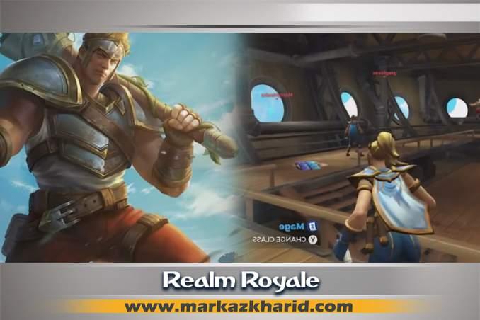 تقاضای سازنده بازی Realm Royale PS4 از سونی درخصوص پشتیبانی قابلیت کراس پلی