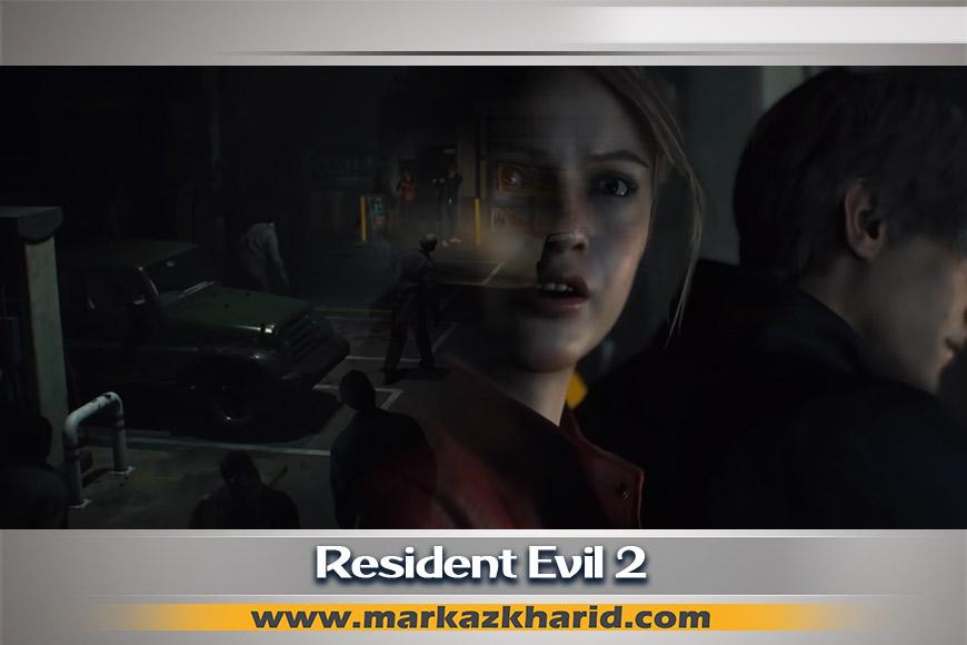 انتشار تریلر اکشن از بازی Resident Evil 2 Remake PS4