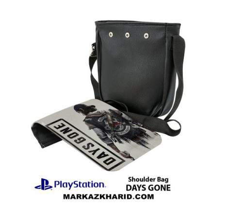 کیف رو دوشی Playstation Days Gone shoulder Bag