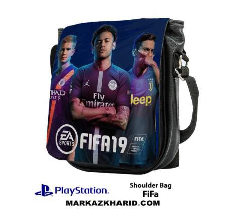 کیف رو دوشی Playstation FiFa shoulder Bag
