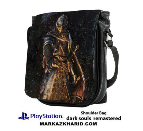 کیف رو دوشی Playstation Dark Souls Remastered shoulder Bag