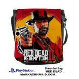 کیف رو دوشی Playstation Red Dead Redemption shoulder Bag