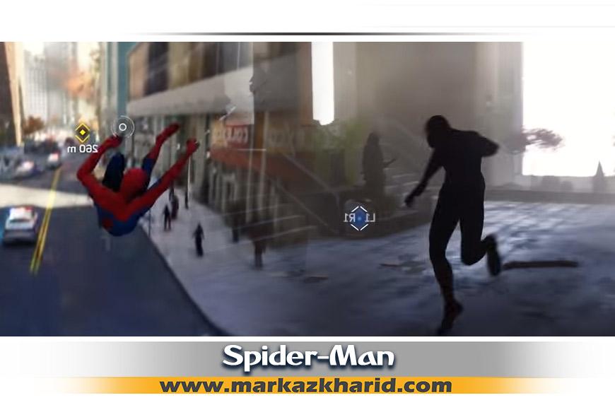 انتشار تبلیغ جذاب سونی برای بازی Spider-Man PS4