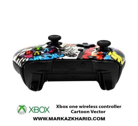 دسته بازی ایکس باکس وان اس بی سیم xbox one s joystick