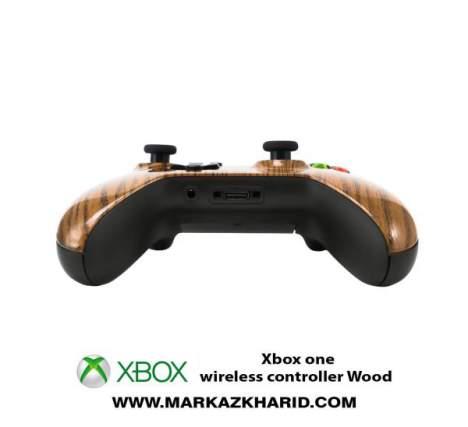 دسته بازی ایکس باکس وان اس Xbox one s wireless controller Wood