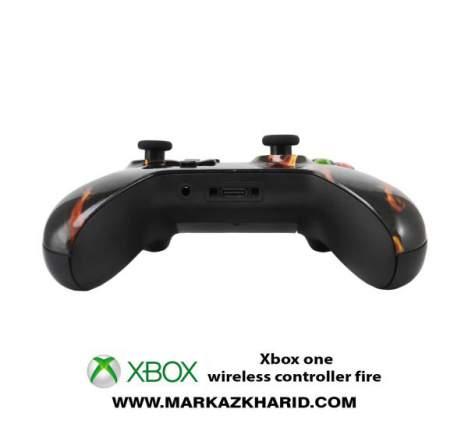 دسته بازی ایکس باکس وان اسXbox one s wireless controller fire