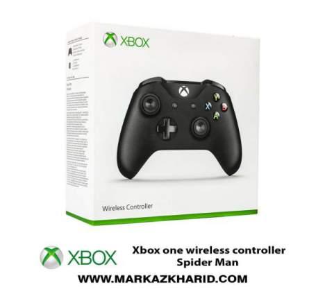 دسته بازی ایکس باکس Xbox one s wireless controller spiderman